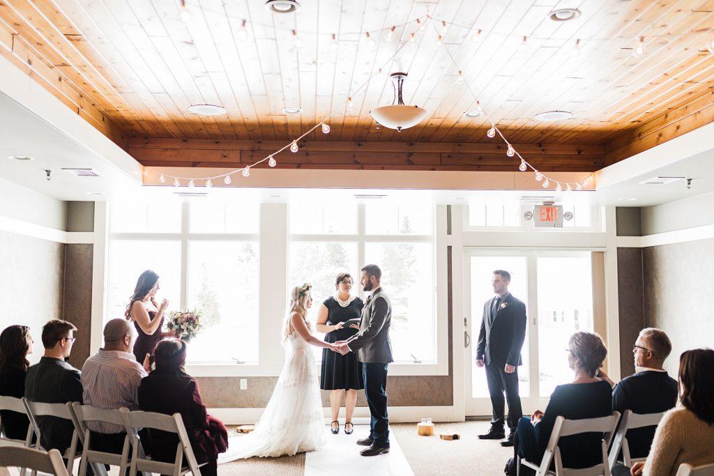 Small Intimate Wedding on North Shore