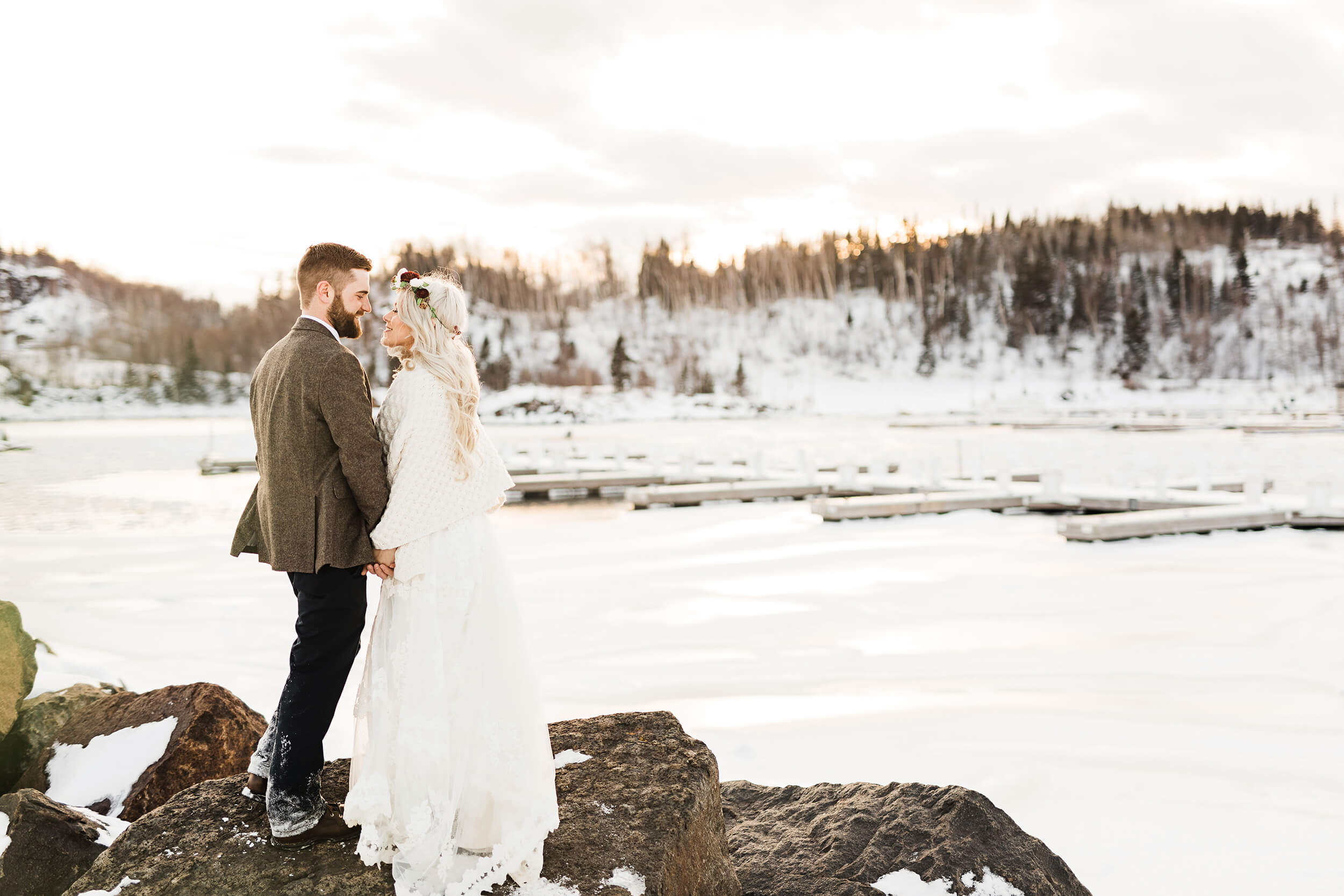 north shore elopement