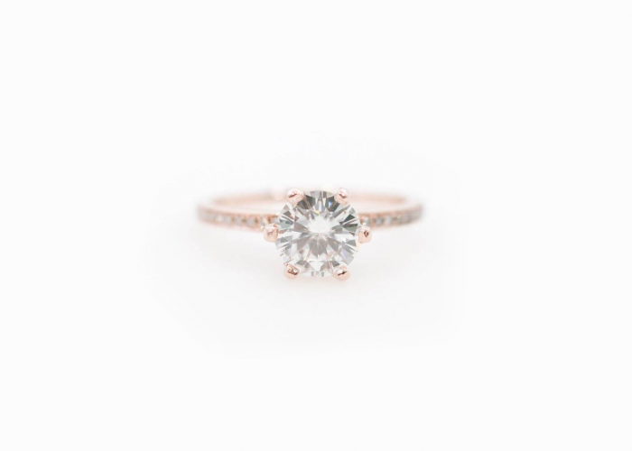 Best Diamond Alternative Engagement Rings