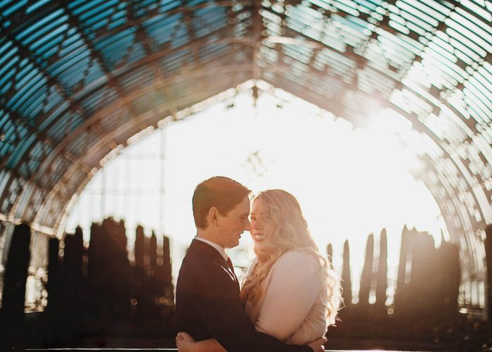 Love In A (Local) Paradise: A Como Park Conservatory Engagement