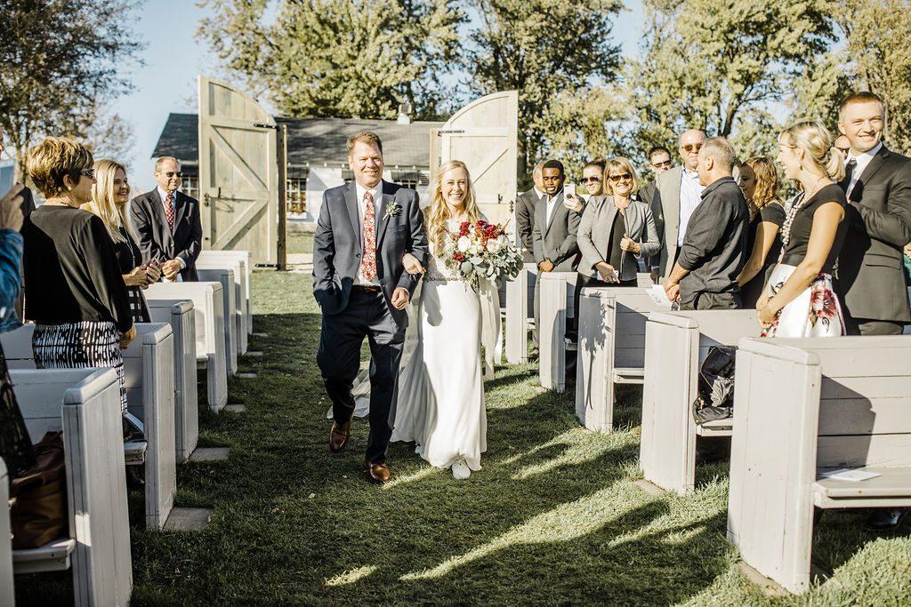 Legacy Hill Farm Wedding Ceremony