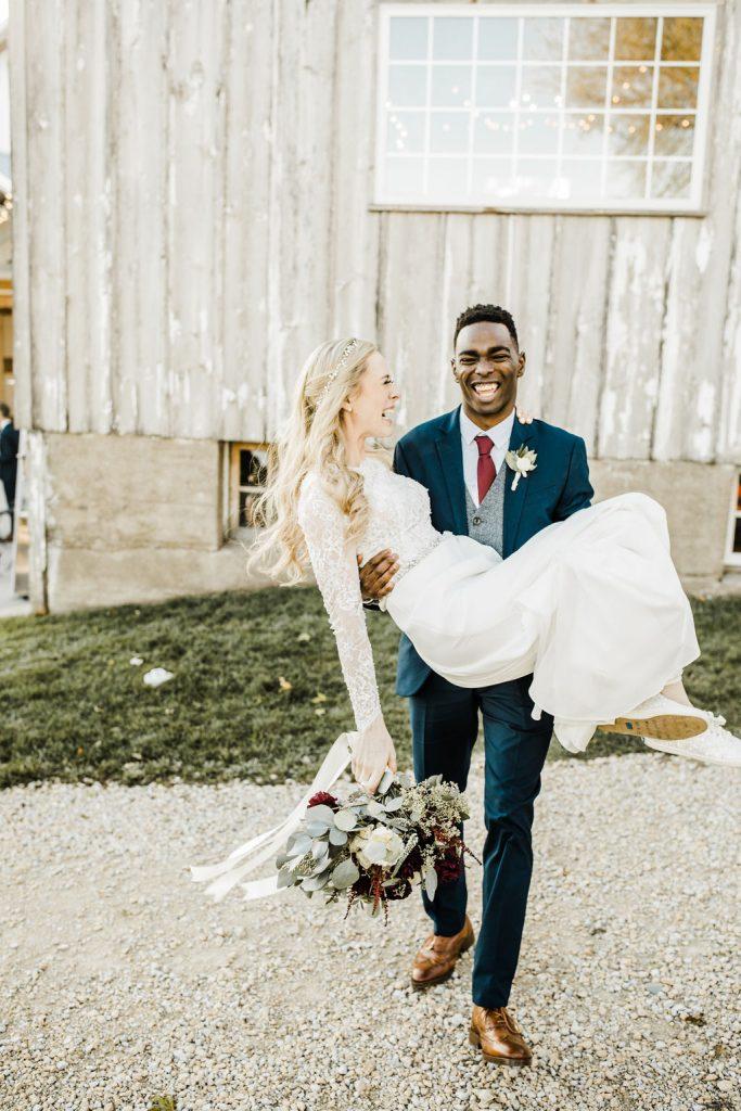 Legacy Hill Farms Fall Wedding