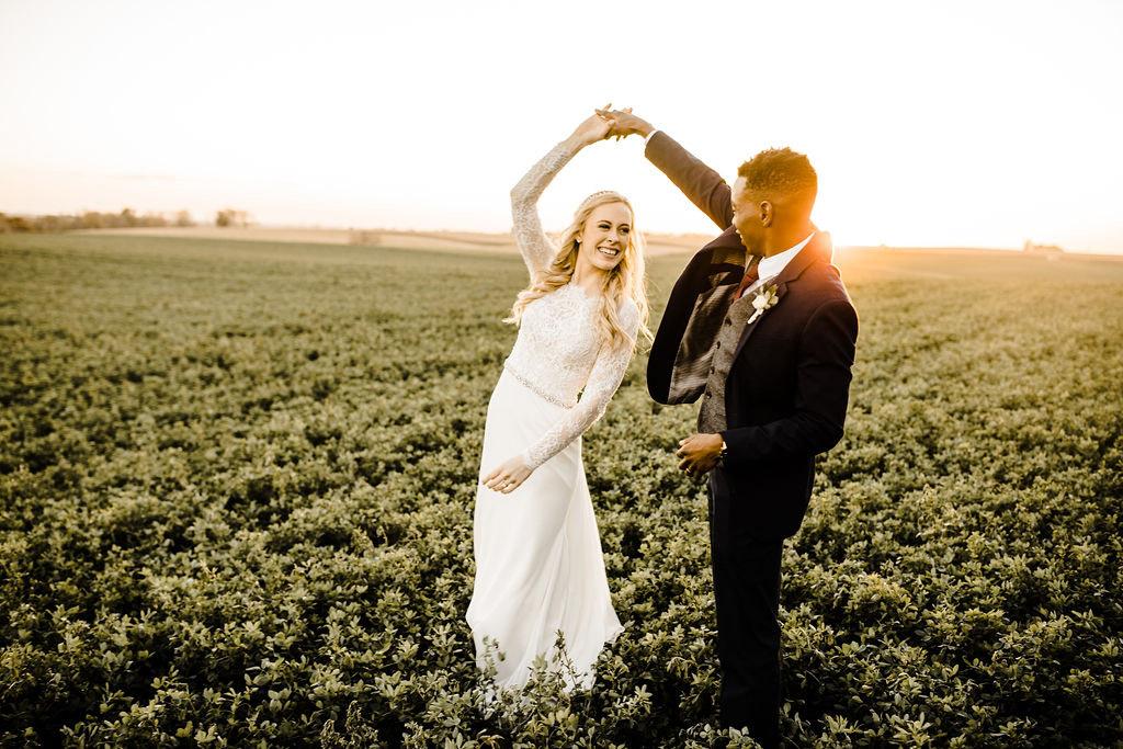 Legacy Hill Farms Wedding