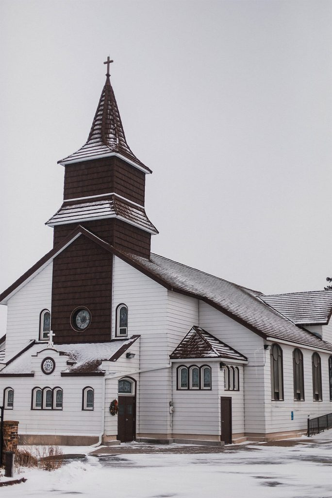 St Mary's - Big River Church in Western Wisconsin