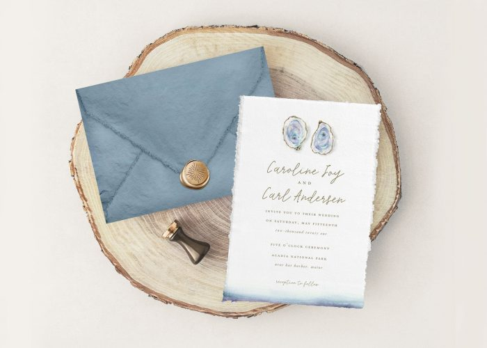 Paperless Perfection: Our Favorite Eco-Friendly Wedding Invitations From Greenvelope