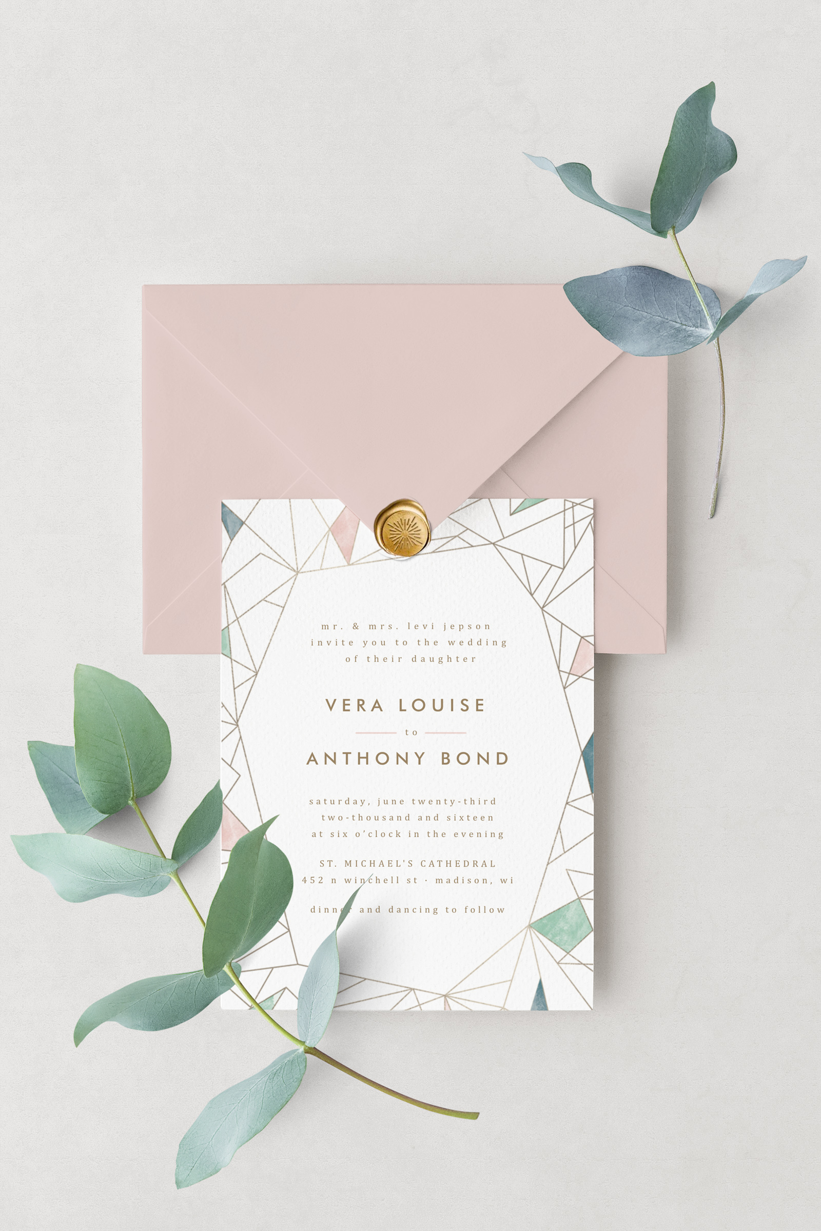 Eco-Friendly Wedding Invitations