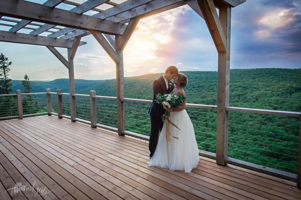 Summit Chalet - Northern MN Wedding Venue