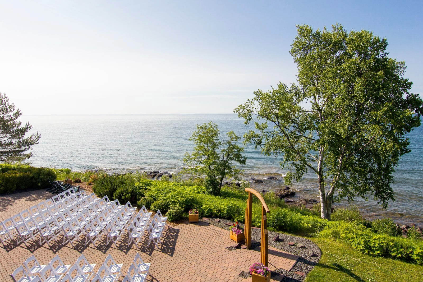 Two Harbors MN Wedding Venue  - Grand Superior