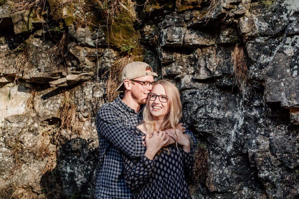 Willow River Couples Shoot