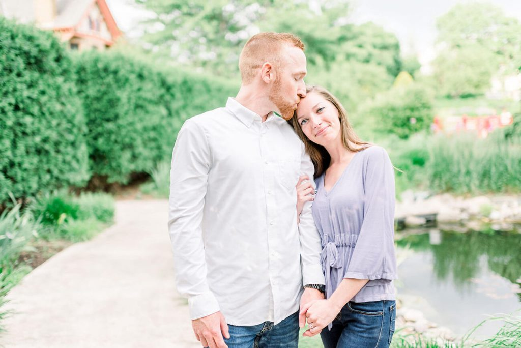 Wisconsin Engagement Photo Ideas