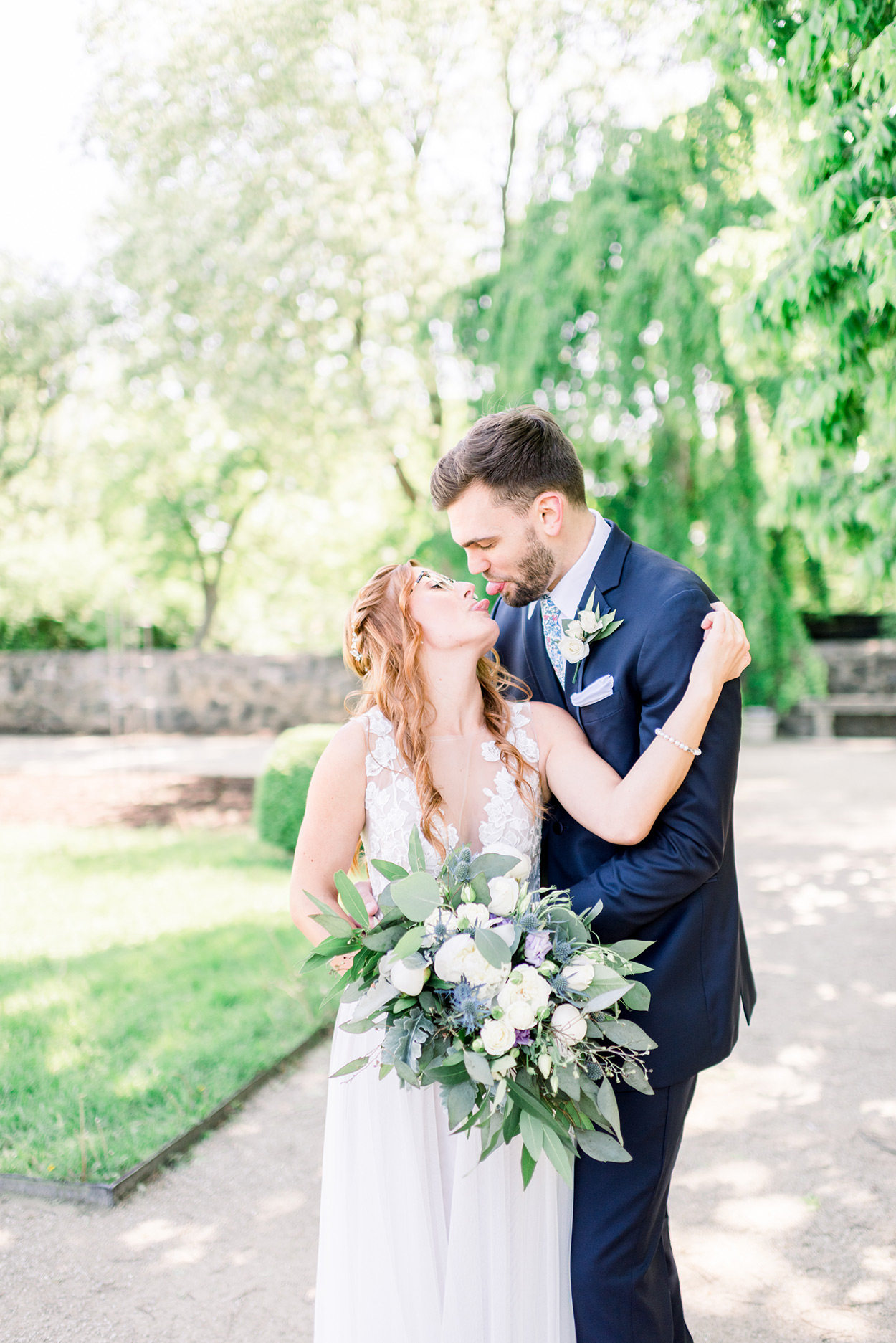 Boerner Botanical Gardens Wedding