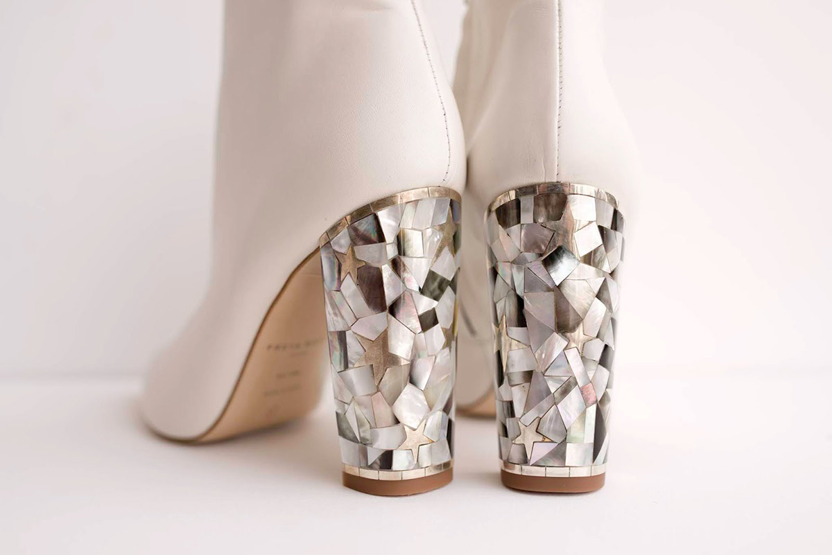 19 Bridal Booties To Complete Any Wedding Look 2019 2020 Edition