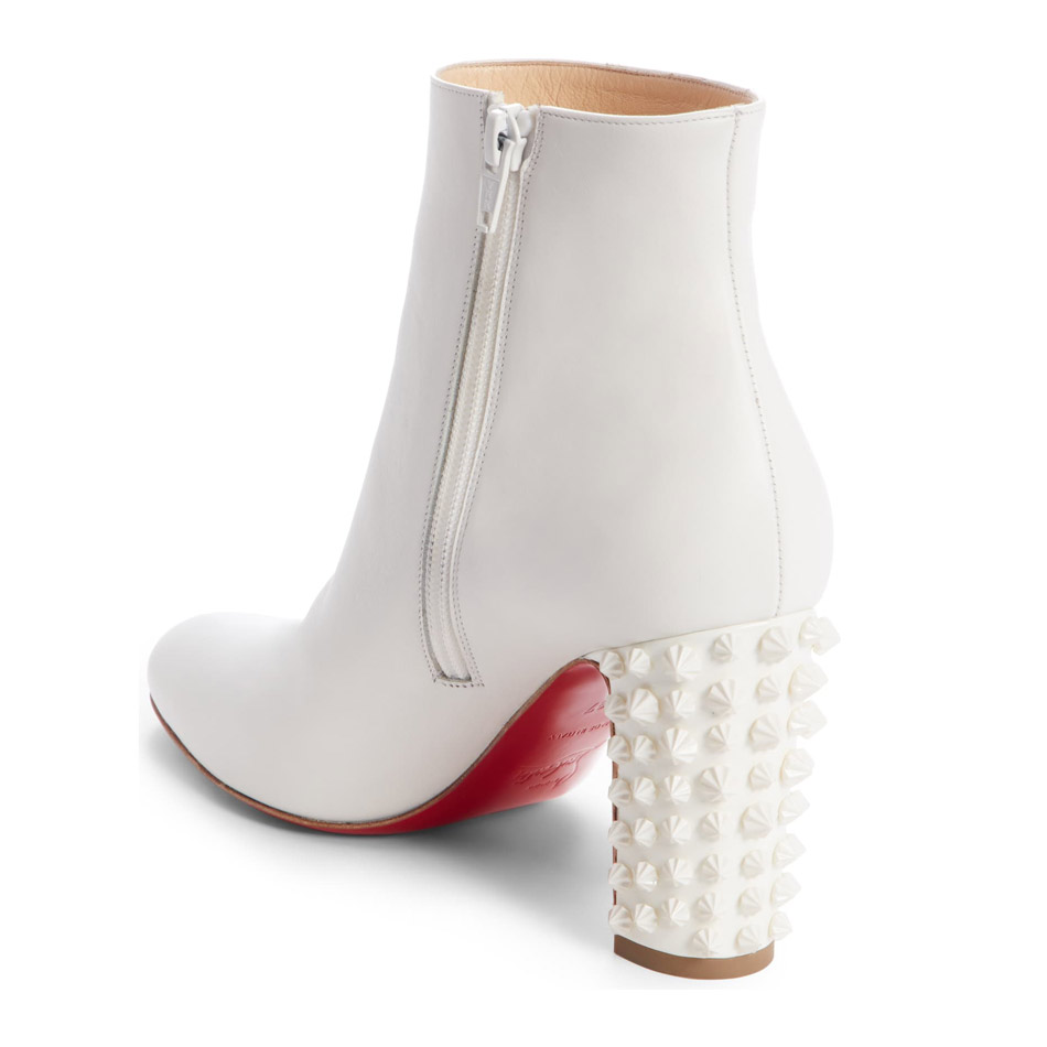 Christian Louboutin Suzi Leather Ankle Boots