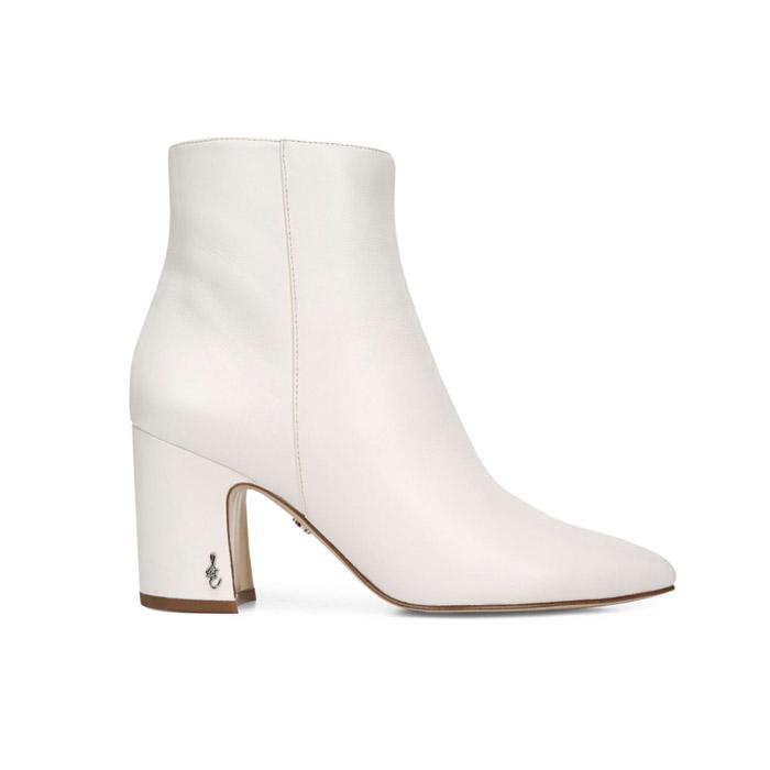 Sam Edelman White Boots