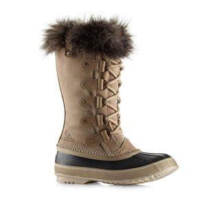 sorel jean of arctic boots