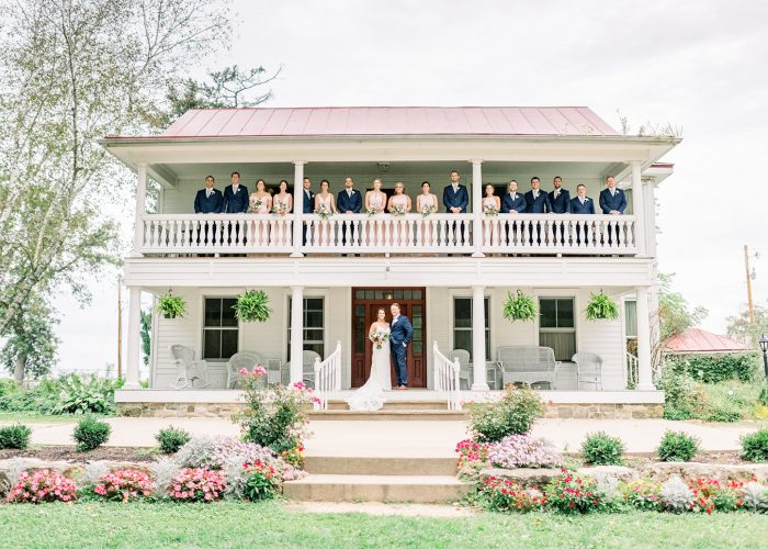 A Rustic Chic Wedding At Sugarland Barn