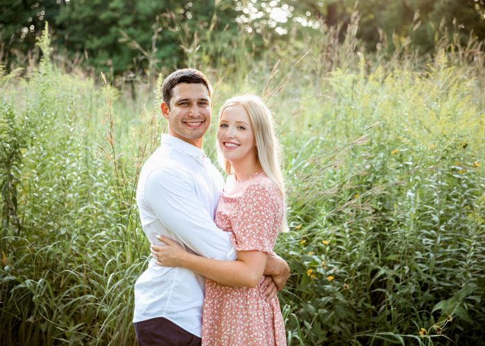 A Playful Engagement in Rock Island, Illinois