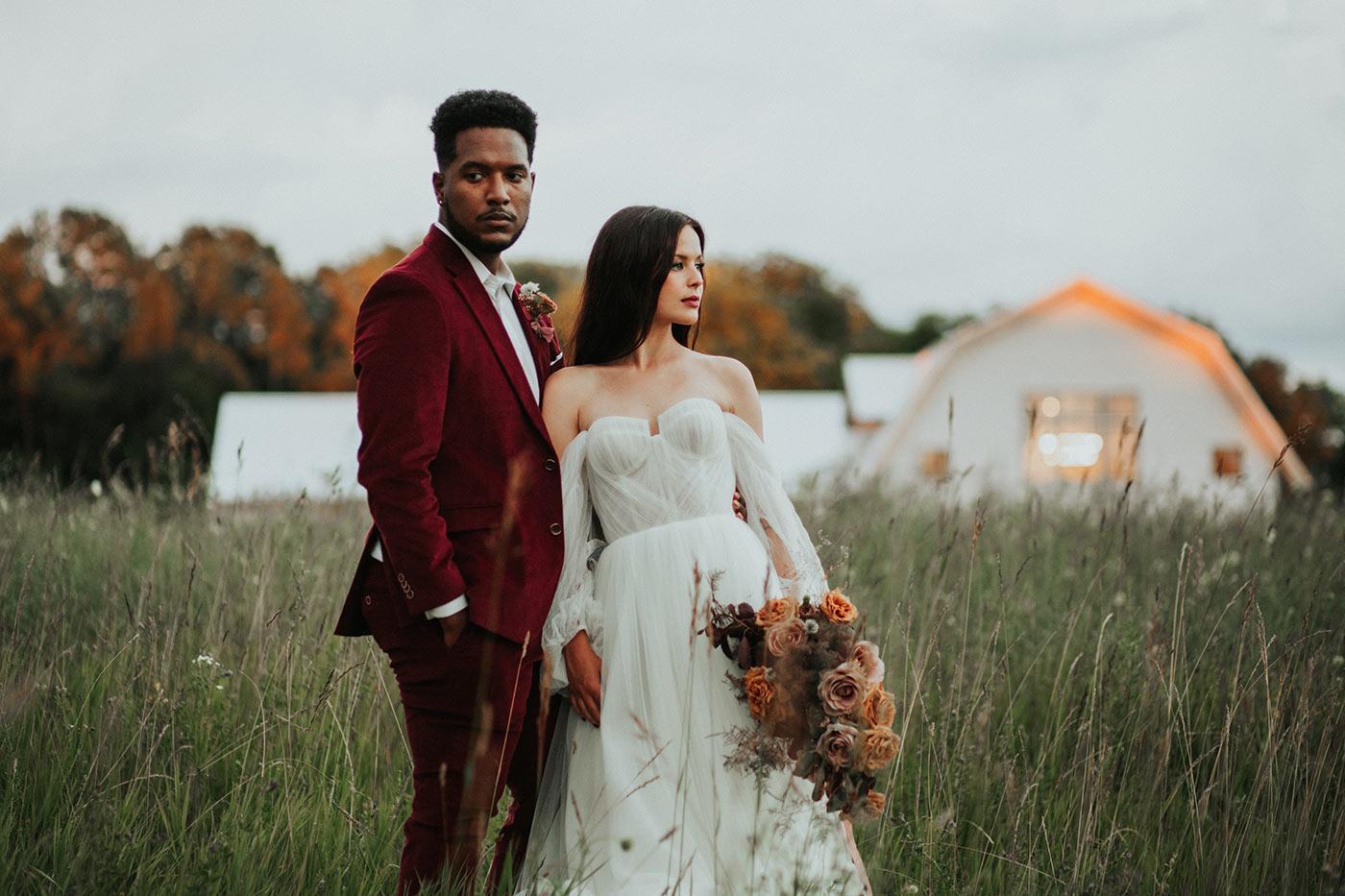 Northern Haus Wedding in Sister Bay Wisconsin