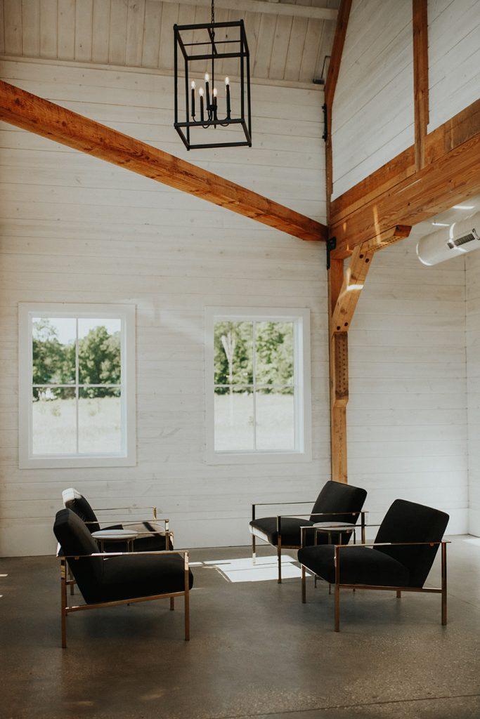 Northern Haus Wedding Venue Interior